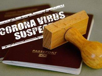 коронавирус и паспорт
