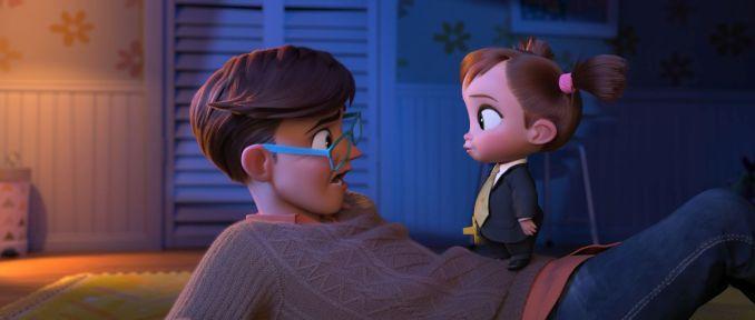 Бебе Бос: Семейни работи