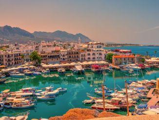Кирения, Кипър
