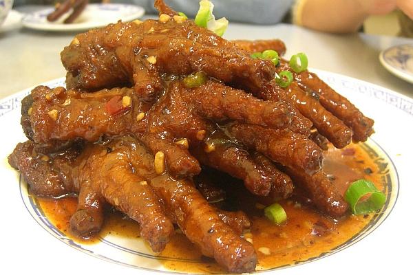 пържени кокоши крака