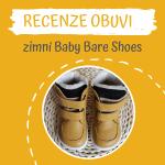 Recenze – zimní Baby Bare Shoes
