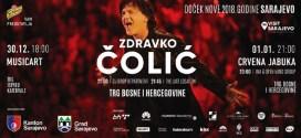 Dočekajte Novu godinu sa Zdravkom u Sarajevu