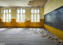 В училището са се преовеждали занимания на чешки и на български език