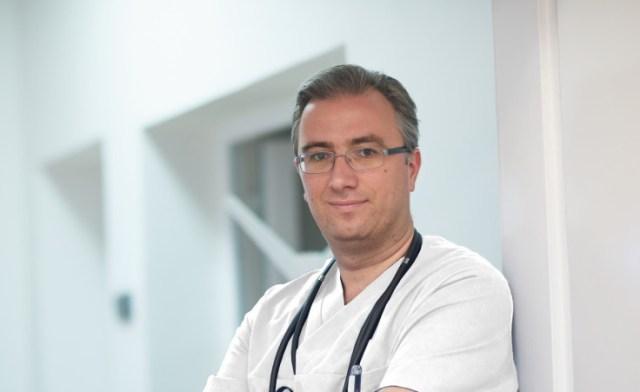 Prof. dr. sc. med. Jasmin Čaluk, internista kardiolog