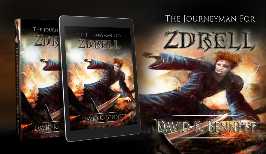 Journeyman For Zdrell covers