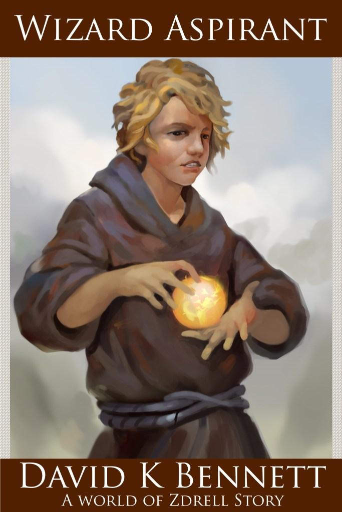 Wizard Aspirant book cover
