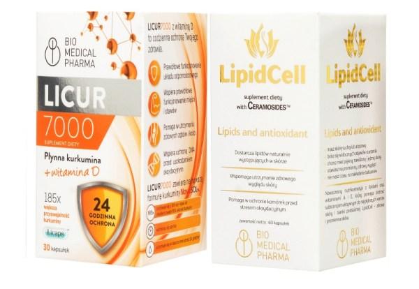 Licur 7000D + LipidCell - zestaw