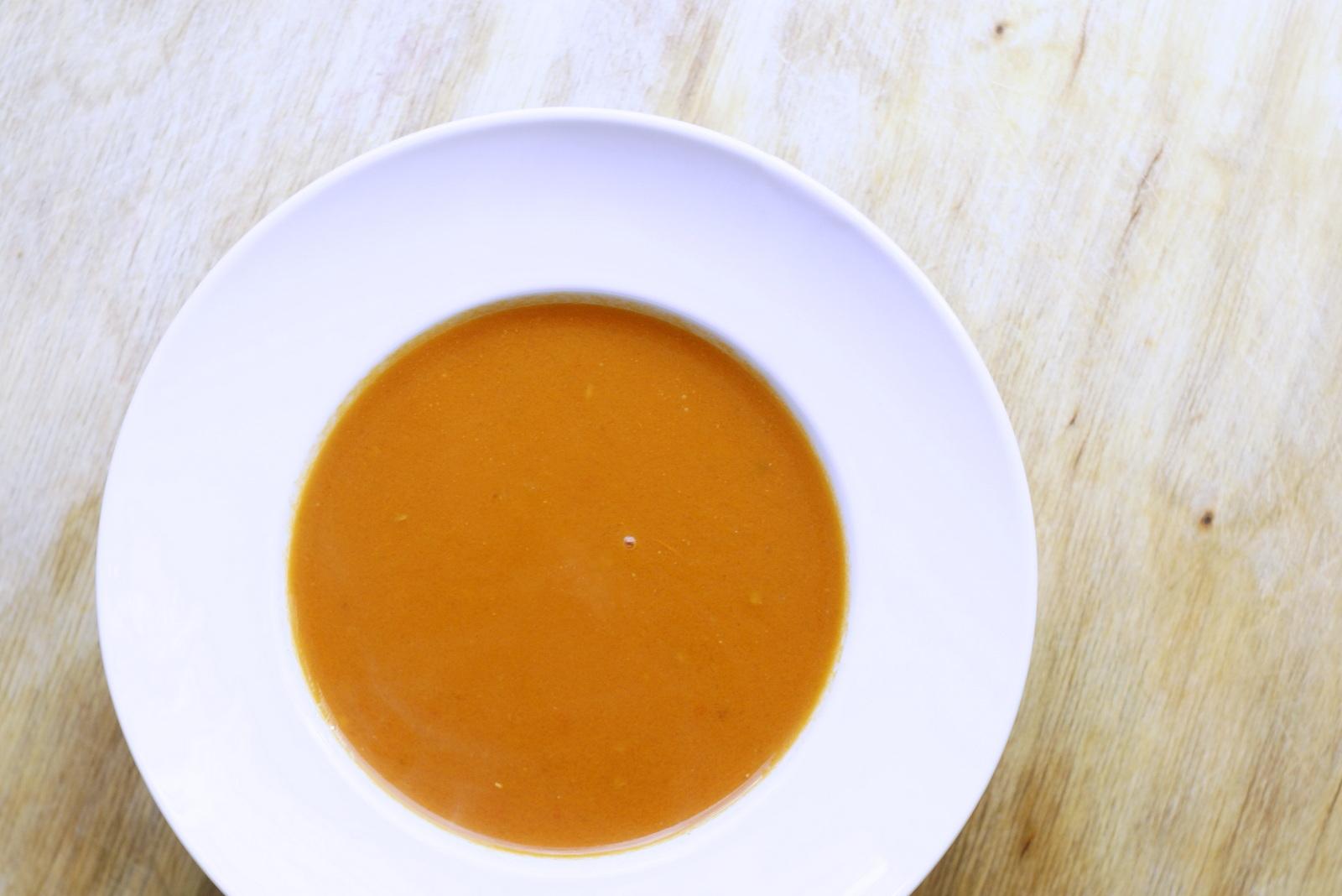 Turecka Zupa Pomidorowa Czyli Lunch Nad Bosforem Zdrowsze Jedzenie