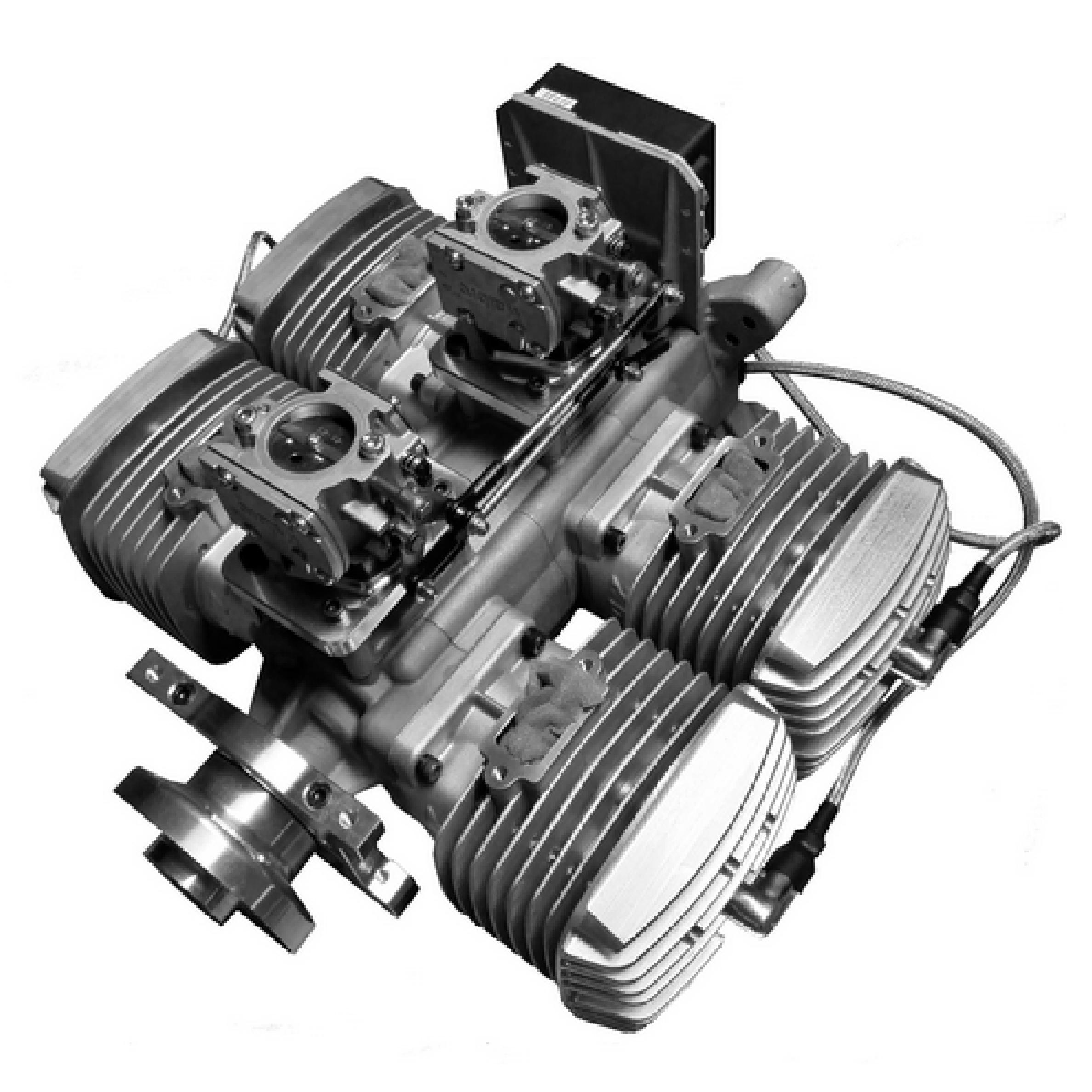 Zdz 500b4 j w electric starter zdz engines usa