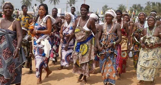 BENIN: Photos of the voodoo pilgrimage    Ze-AfricaNews