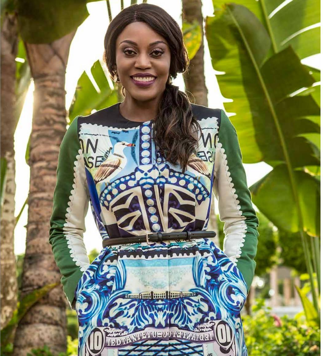 ANA PAULA DOS SANTOS : First lady of Angola.   Ze-AfricaNews