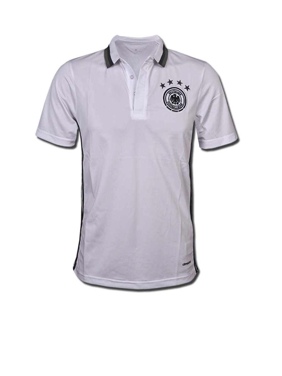 Germany Logo T Shirt Jersey