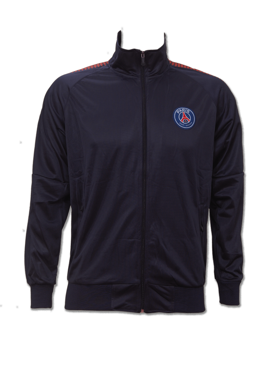 PSG FC Training Jacket Color Navy Blue