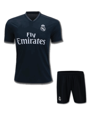 Real-MadridFootball-Jersey-And-Shorts-