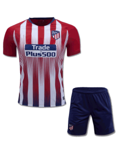 Atletico-Madrid-Football-Jersey-And-Shorts-Home-18-19-Season