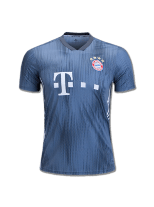 Bayern Munich Football Jersey 3rd 18 19 Season Premium