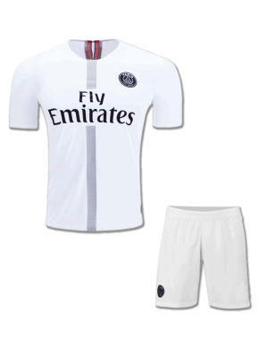 PSG-Football-Jersey-And-Shorts-3rd-Kit-18-19-Season