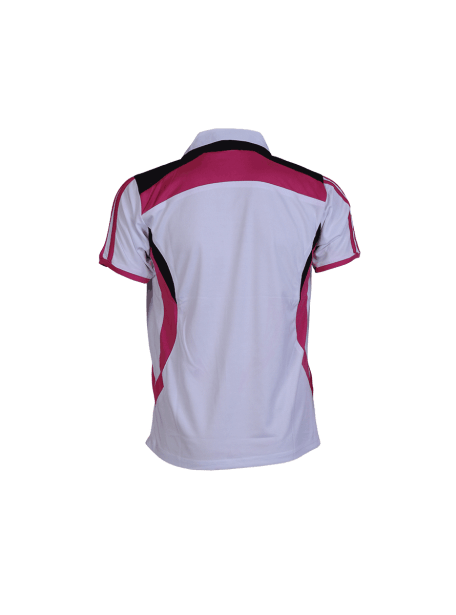 White-Multi-Color-Badminton-Jersey-Design-Back