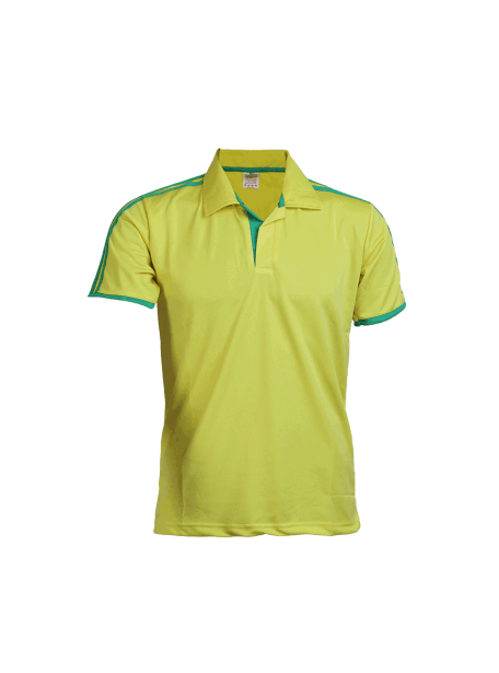 Yellow-Color-Badminton-Jersey-Design-Front