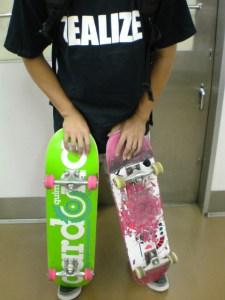 スケートボードおすすめの買い方