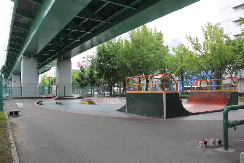 若宮スケートパーク