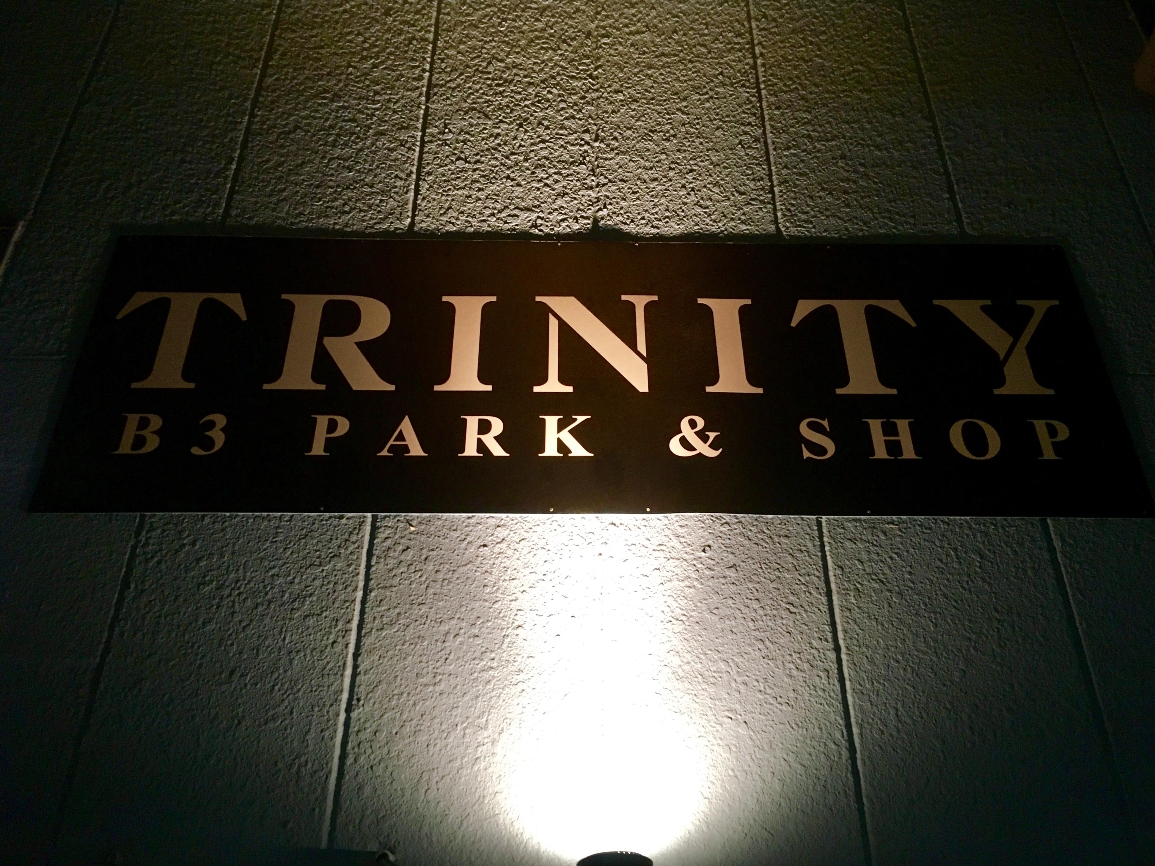 Trinityスケートパーク