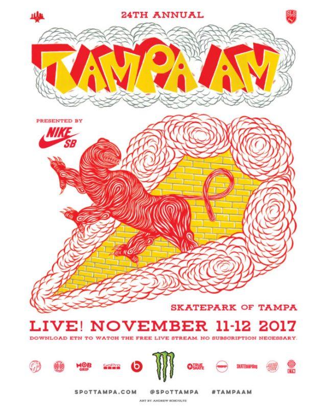 タンパ アマ2017