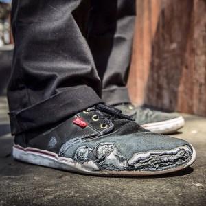 Daewon's Skate Shoes