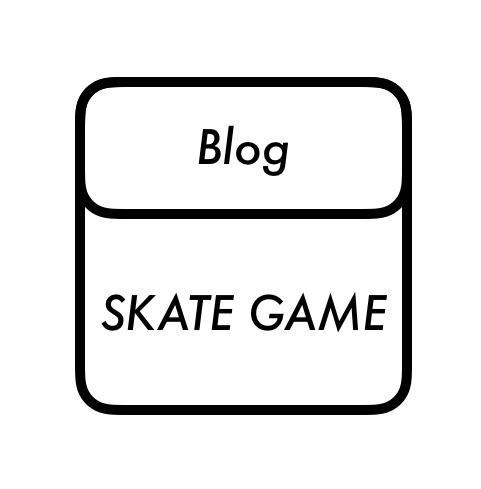 スマホでスケートゲーム