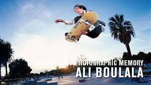 Ali Boulala TransWorld