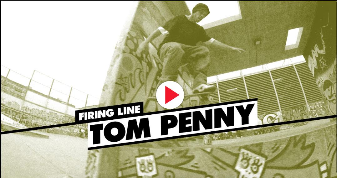 THRASHER Tom Penny