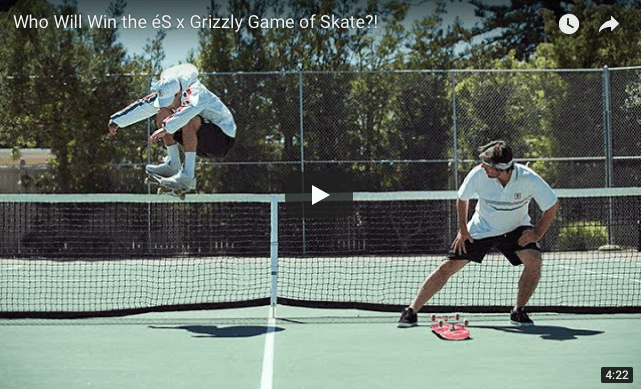 Game of Skate es x grizzly
