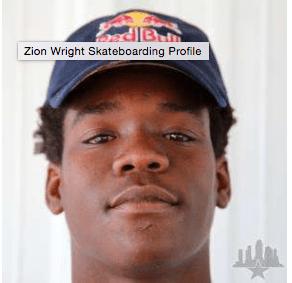 Zion Wright