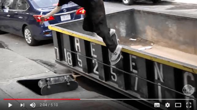 Mean Streets v.12 TransWorld Skateboarding