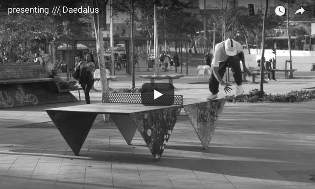 adidas skateboarding Daedalus