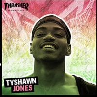 Skater of The Year 2018 Tyshawn Jones THRASHER Mag