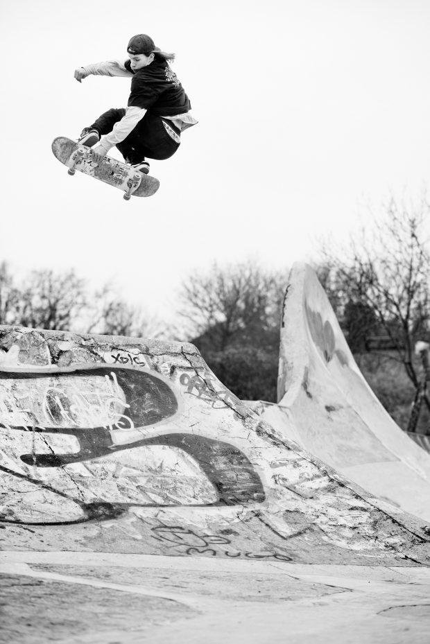 Ben Broyd Grey Skateboard Magazine