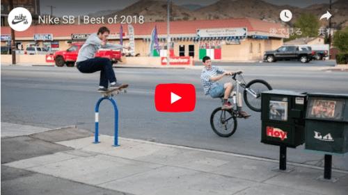 Nike SB Best of 2018