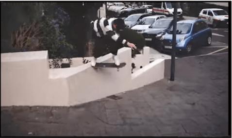 Juan Virues Free Skate Mag Quatro