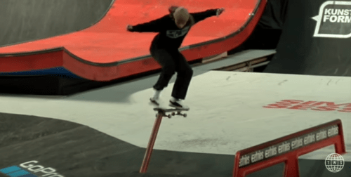 Transworld Redbull Simple Session 2019