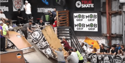 Tampa pro 2019 Independent Truck Best Trick