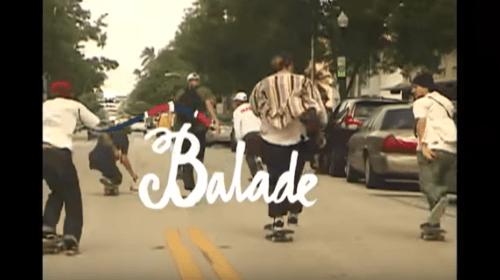 Magenta Skateboards Balade