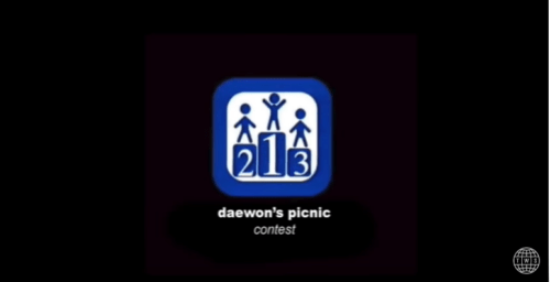 Daewon's Picnic contest