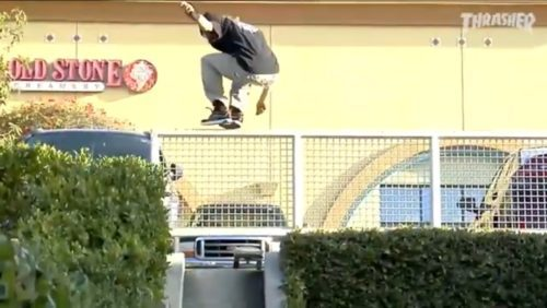 THRASHER Ace Pelka welcome to madness video