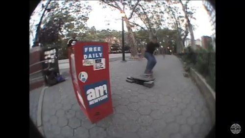 lurknyc Mean Streets vol.13 Transworld Skateboarding