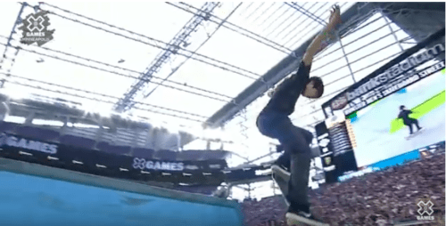 Yuto Horigome Wins X Games 2019