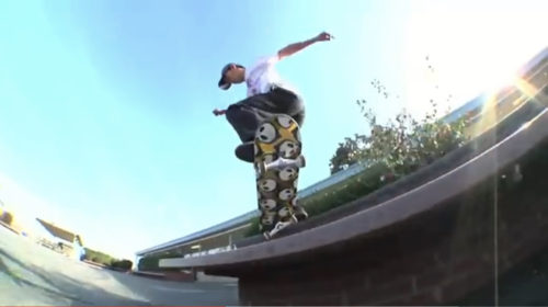 Sora Shirai FULL PART1 Time Change Blind Skateboards