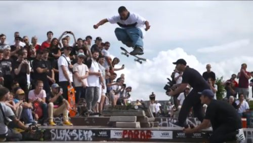 Primitive Skate 2019 Europe Tour