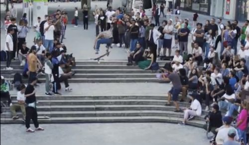 The Jam of Bonkers skate shop by SOLO SkateMag