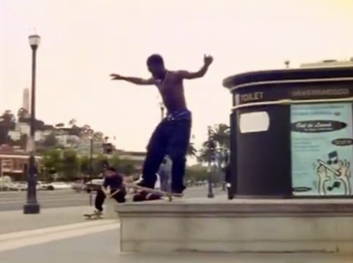 DGK Stevie Williams Transworld The Reason